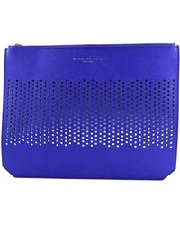 Kenneth Cole - Caton Ave Flat Clutch Women Synthetic Clutch - Lyst