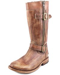 Bed Stu - Gogo Women Round Toe Synthetic Mid Calf Boot - Lyst