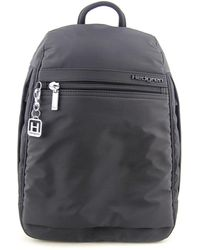 Hedgren - Vogue L Women Nylon Black Backpack - Lyst