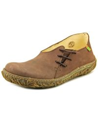 El Naturalista - N756 Women Round Toe Leather Brown Clogs - Lyst