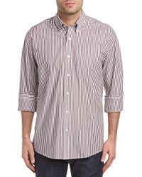 Cutter & Buck - Woven Shirt - Lyst