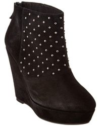 The Kooples - Leather Ankle Boot - Lyst