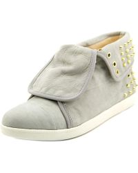 Boutique 9 - Katreen Women Round Toe Leather Sneakers - Lyst