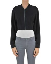 Pinko - Women's Black Viscose Jacket - Lyst