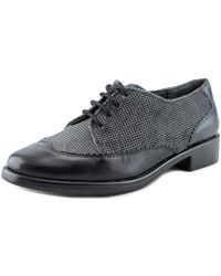 Aerosoles - Accomplishment Round Toe Leather Oxford - Lyst