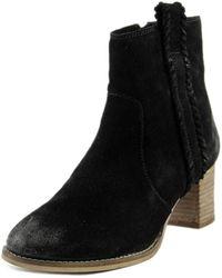 Naughty Monkey - Sangeeta Women Round Toe Leather Ankle Boot - Lyst