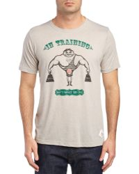 7th Inning Stretch - In Training T-shirt - Lyst