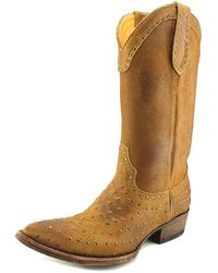 Old Gringo - Laguna 13 Men D Pointed Toe Leather Tan Western Boot - Lyst