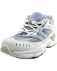 Aetrex - X532 W Round Toe Synthetic Fashion Trainers - Lyst