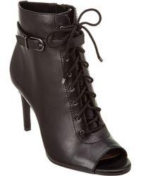 Jones New York - Grace Leather Bootie - Lyst