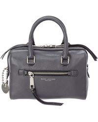 Marc Jacobs - Recruit Small Leather Bauletto - Lyst