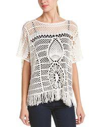 Trina Turk - Kimber Crochet-lace Jumper - Lyst