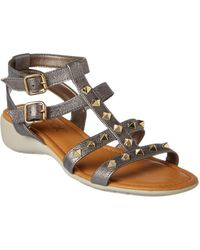 The Flexx | The Glad I Came Leather Sandal | Lyst