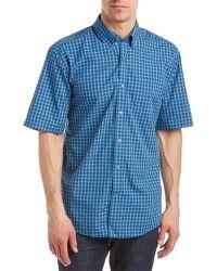 Cutter & Buck - Ruthton Woven Shirt - Lyst