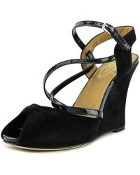 Paul & Joe - Myrtu Open Toe Suede Sandals - Lyst