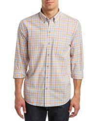 Cutter & Buck - Apollo Woven Shirt - Lyst