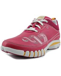 Ahnu - Yoga Poise Round Toe Synthetic Running Shoe - Lyst