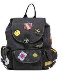 Bungalow 20 - Blake Backpack In Black - Lyst