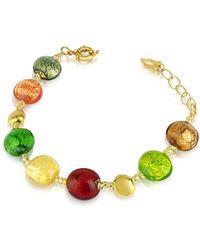 Antica Murrina - Women's Multicolor Other Materials Bracelet - Lyst