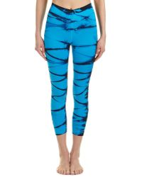 Nux - V-fitness Crop Pant - Lyst
