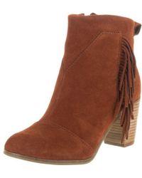 TOMS - Women's Lunata Boot - Lyst