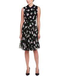 Hobbs - A-line Dress - Lyst