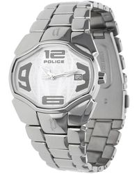Police - Watch Angel Silver P12896bs-04m - Lyst