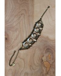 Love Leather - Mississippi Queen Necklace - Lyst