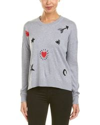 French Connection - Lucky Knits Sweater - Lyst