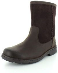 UGG - Australia Mens Foerster Closed Toe Ankle Cold Weather Boots - Lyst