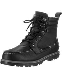 Sperry Top-Sider - Top-sider Men's A/o Lug Boot Ii Boot - Lyst