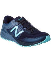 97607517e2153 Lyst - New Balance Women's Ww1745 Running Shoe in Blue