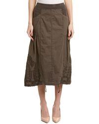 XCVI - A-line Skirt - Lyst
