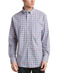 Bills Khakis - Standard Issue Classic Fit Woven Shirt - Lyst