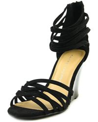 86280cd487 Chinese Laundry - Womens Caroline Open Toe Ankle Strap Classic Pumps - Lyst