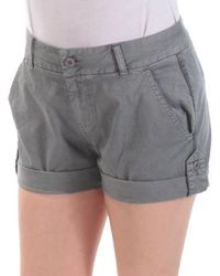 Lucky Brand - Cuffed Cargo Shorts - Lyst