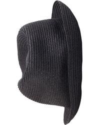 Scotch & Soda - Men's Black Canvas Hat - Lyst