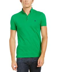 The Kooples - Sport Fitted Polo - Lyst