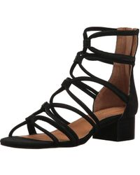 Corso Como - Womens Jenkins Nubuck Open Toe Casual Strappy Sandals - Lyst