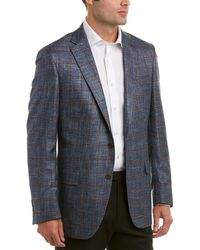 Hart Schaffner Marx - New York Fit Wool-blend Sport Coat - Lyst