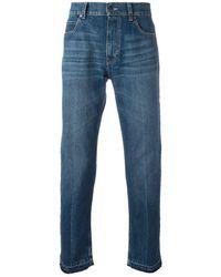 Stella McCartney - Men's 459000sin344260 Blue Cotton Jeans - Lyst