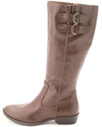 Born - B.o.c. Women's Sharlene Knee-high Riding Boots - Lyst