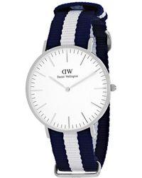 Daniel Wellington - Women's Classic Glasgow (dw00100047) Watch - Lyst