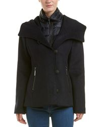 Dawn Levy - Camie Wool-blend Jacket - Lyst
