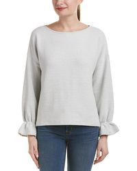 French Connection - Ellen Textured Pullover - Lyst