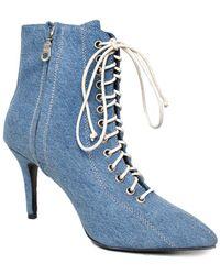 Archive Shoes - Delancey Bootie - Lyst