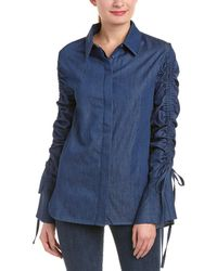 C/meo Collective - Collective Right Kind Of Madness Top - Lyst