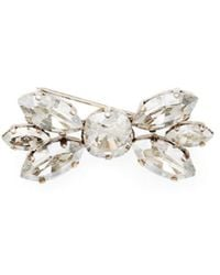 Isabel Marant - Floral Glass Broche - Lyst