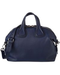 Givenchy - Medium Nightingale Leather Satchel - Lyst