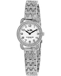 COACH - Women's Delancey (14502655) Watch - Lyst